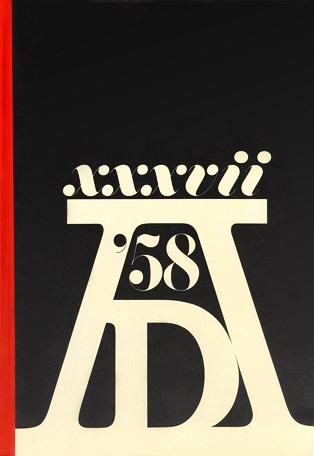 1958 NY Art Directors Annual