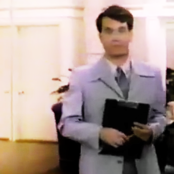 "Tom Hanks in ""Big."" Key scenes were shot in NY office of Bozell Advertising Worldwide"